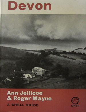 Shell Guide to Devon, Ann Jellicoe & Roger Mayne